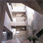 Salk Institute de Louis Kahn, sana envidia...
