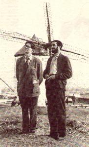 Ignacio Aldecoa y Rafael Sánchez Ferlosio