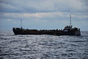 Barco sirios